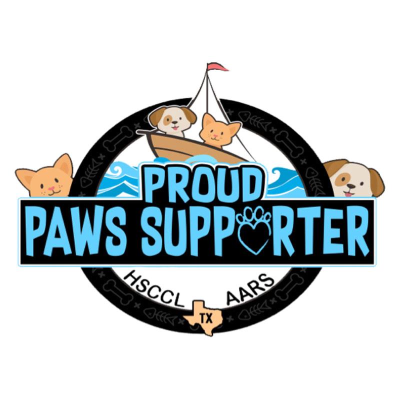 Logoso Proud Paws Hsccl Aar