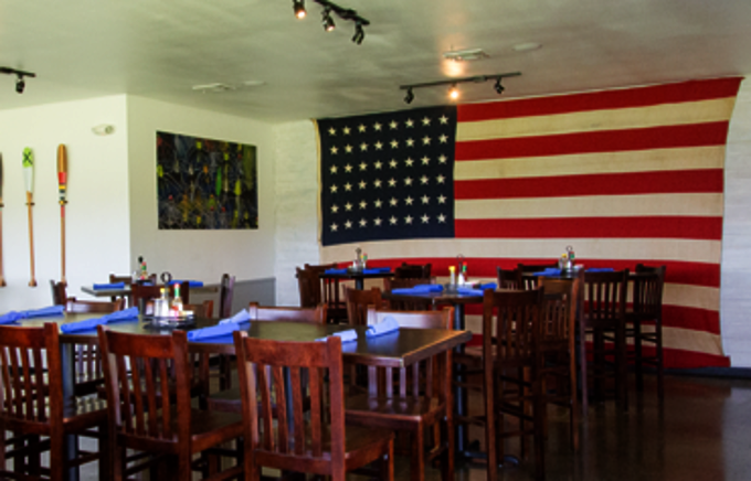 About Athens Boathouse Bar & Grill