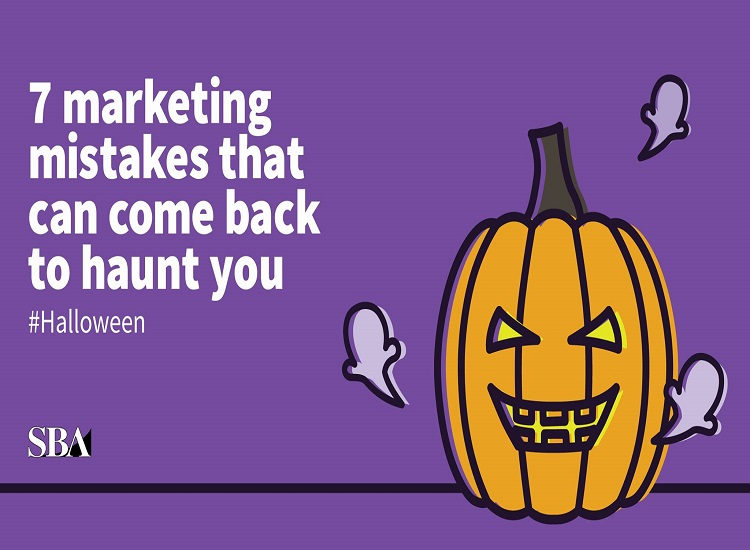 7 Marketing Mistakes That Can Come Back to Haunt You