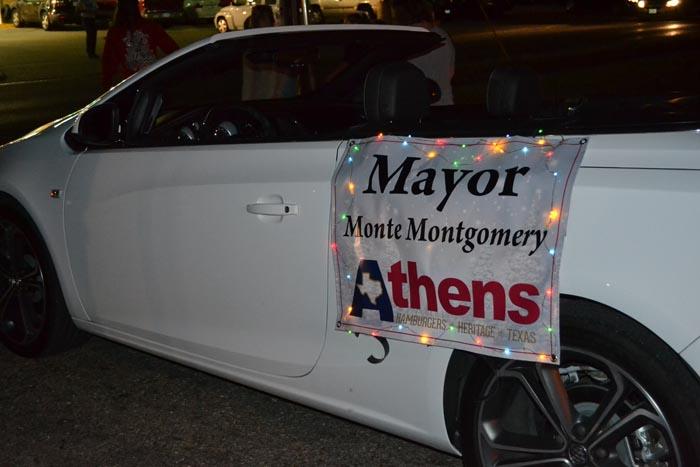 Athens Christmas Parade 2017