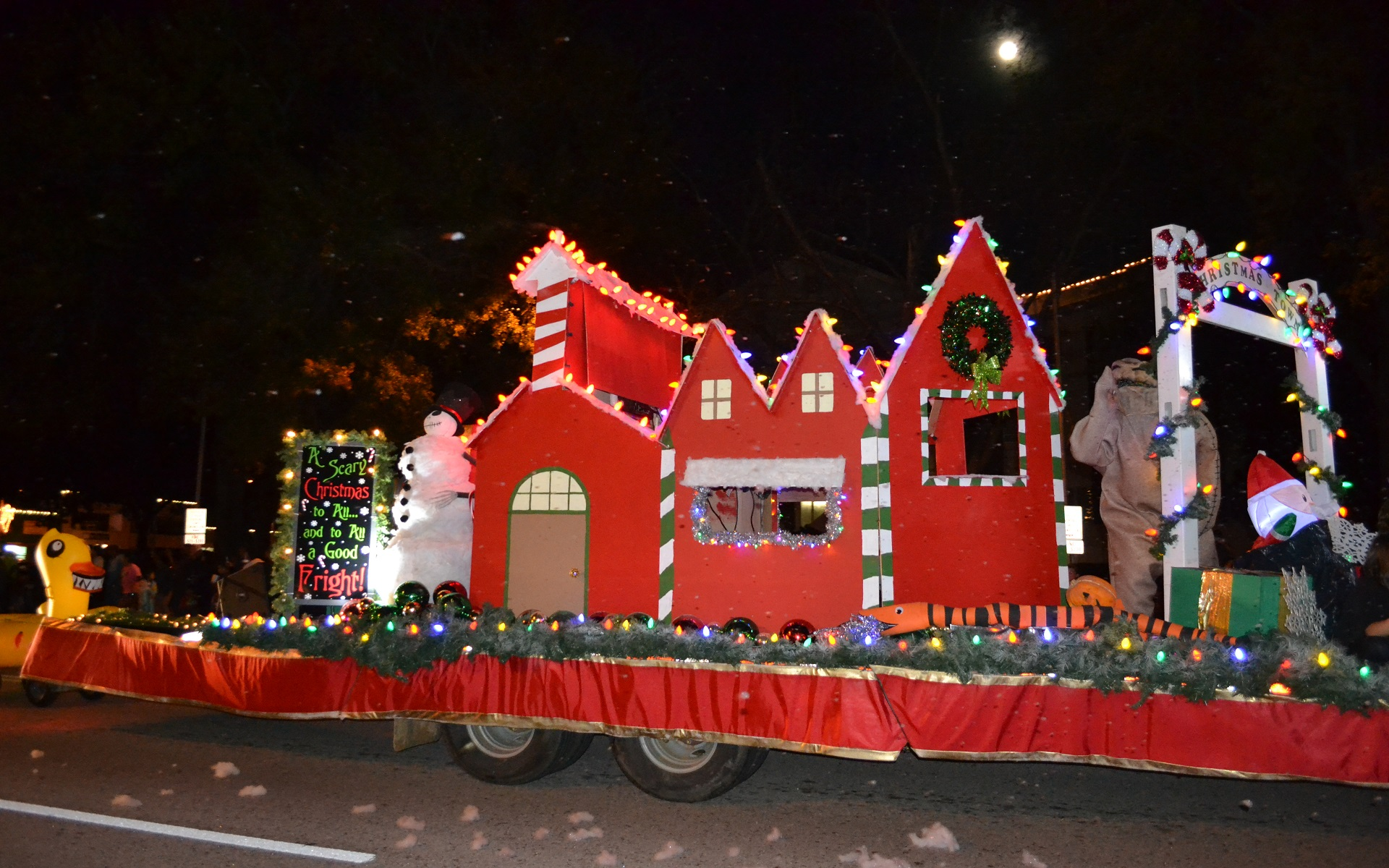 Athens Christmas Parade