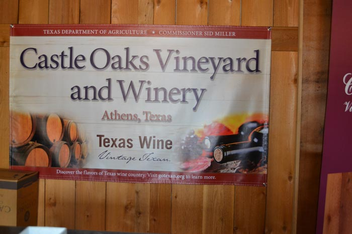 Castle Oaks Winery - 2017 Farm and Ranch Tour