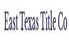 East Texas Title Co.