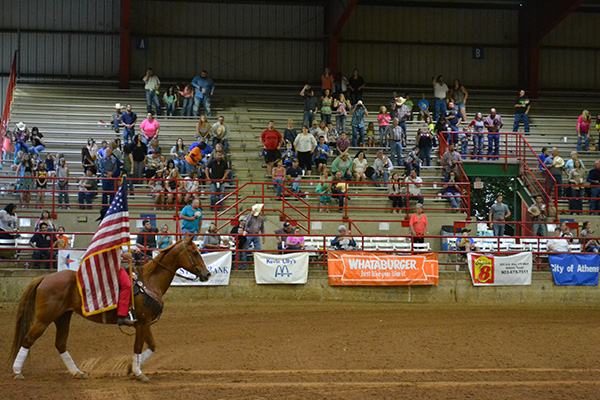 The 2015 30th Annual Henderson County Go Texan Rodeo