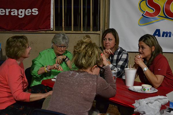 2015 Henderson County Go Texan Rodeo - Volunteers Appreciation