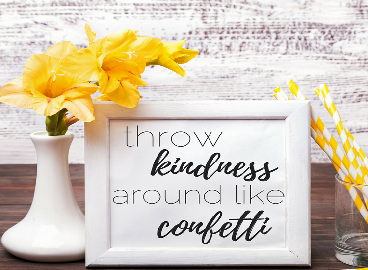 20 Ways to Celebrate Random Act of Kindness Day