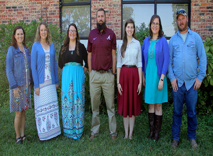 Congratulations to the Athens ISD October Teachers and Superlatives of the Month!