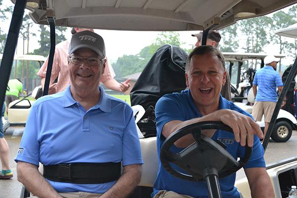 2015 Henderson County Go Texan Rodeo Golf Tournament