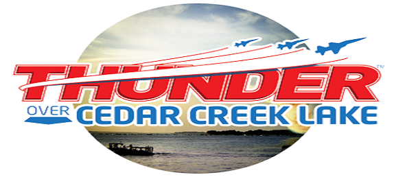 Thunder Over Cedar Creek Lake
