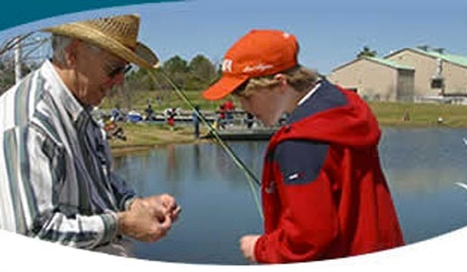 TX Freshwater Fisheries Ctr.