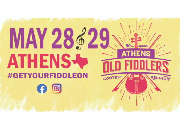 90th Annual Athens Old Fiddlers Reunion is Back!