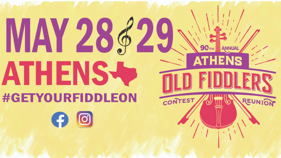 Athens Old Fiddlers Reunion