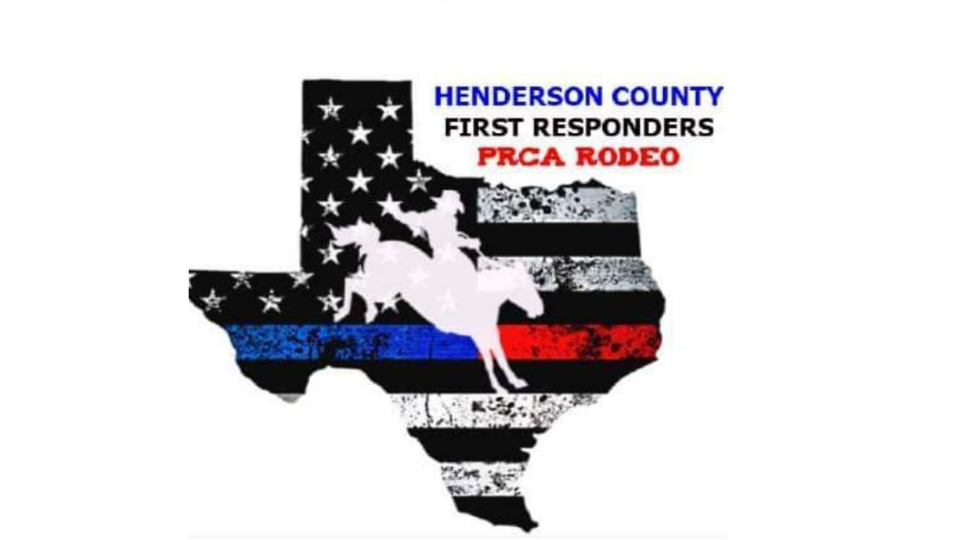 Henderson County First Responders PRCA Rodeo