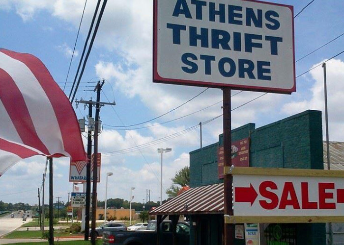 Athens Thrift Store
