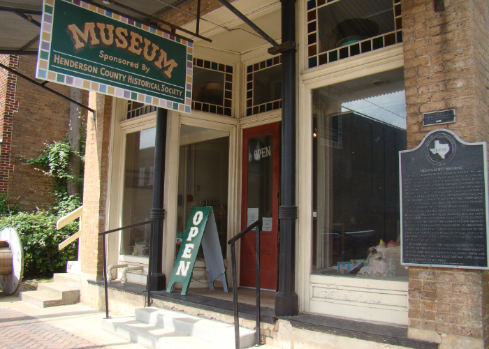 Henderson County Historical Museum