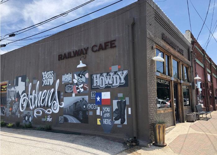 Railway Café