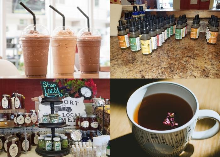 Dana's Herb N' Juice Coffee Garage