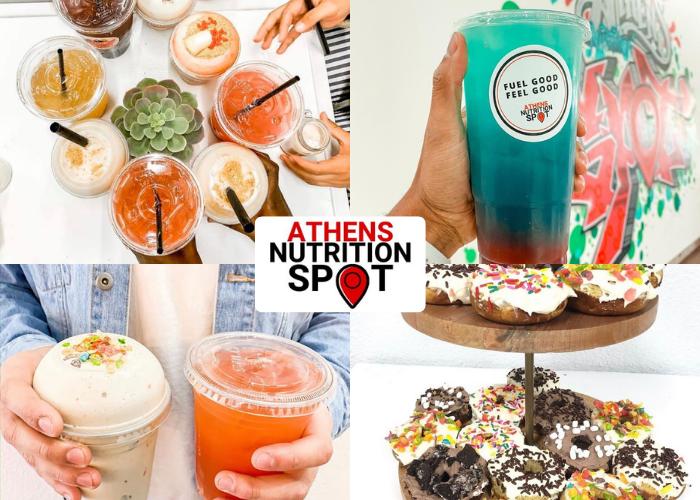 Athens Nutrition Spot