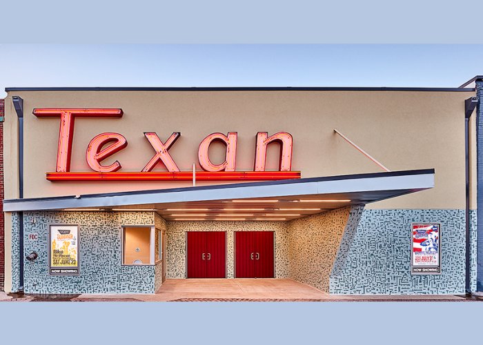 The Texan: A Landmark Venue