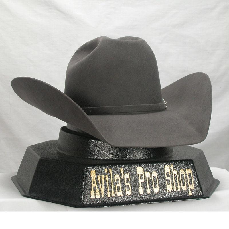 American Hat 15X  Steel