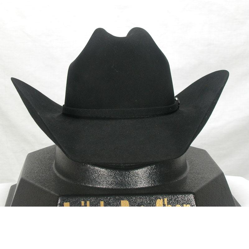American Hat 15X Felt  Black