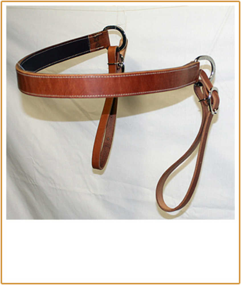 Cowhorse Equipment Straight Strap Breastcollar