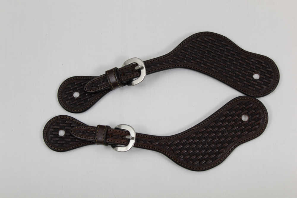 Ladies or Youth Spur Straps