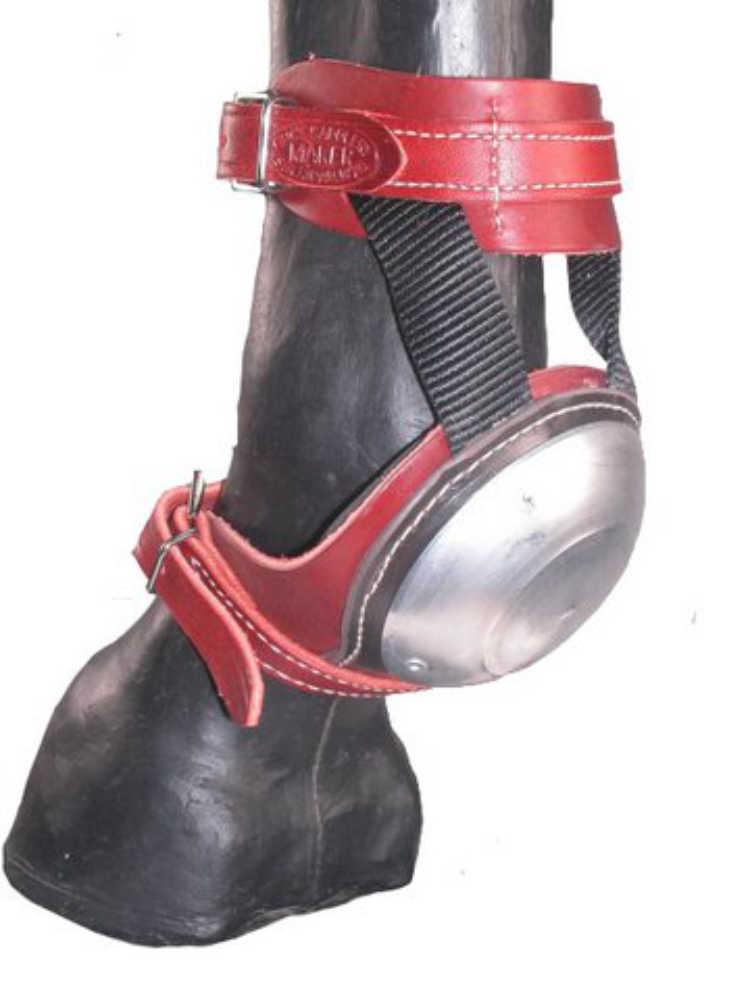Skid Boot W/ Aluminum Cup