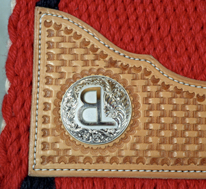 Cowhorse Custom Saddle Blankets