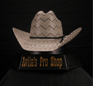 Zig Zag Straw by American Hats