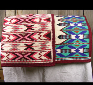 Yucca Flats Saddle Blankets