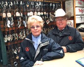 Lynn & Joel Gleason