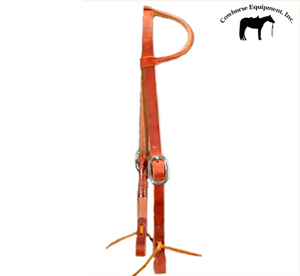 Sliding Ear Headstall
