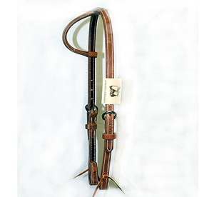 Sliding  Ear Headstall by Cowhorse Equipment
