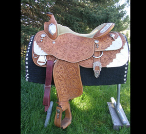 Kathy's Used Pleasure Saddle