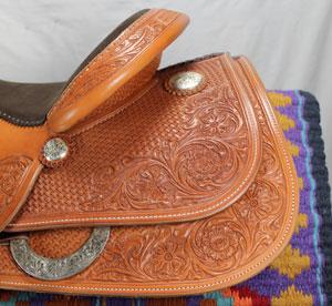 Lady Reiner by Bob's Custom Saddles