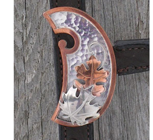 Mike Craig Silver Headstall
