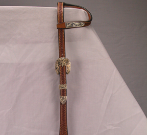 Sierra Way Teardrop Headstall