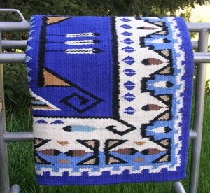 Yucca Flats Saddle Blankets In Stock