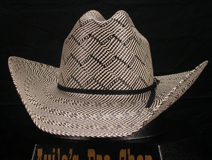 Zig Zag Straw by American Hats