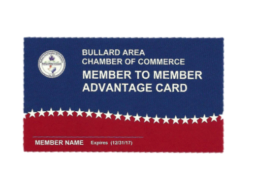 Member Card Front