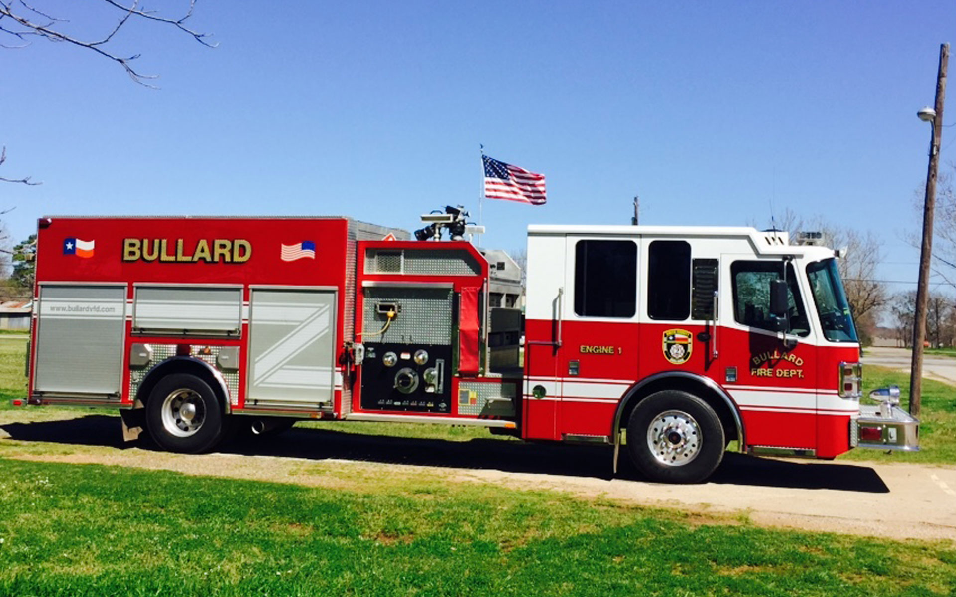 Bullard Fire Department