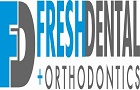 Logo Fresh Dental Orthodontics 140x90