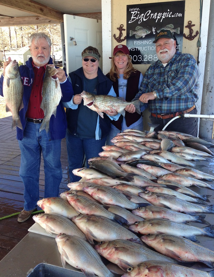 01-11-14 Nice mess of GREAT FISH