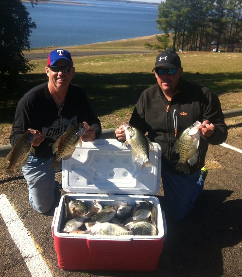 01-18-13 Holland and Boyle Crappie Limits