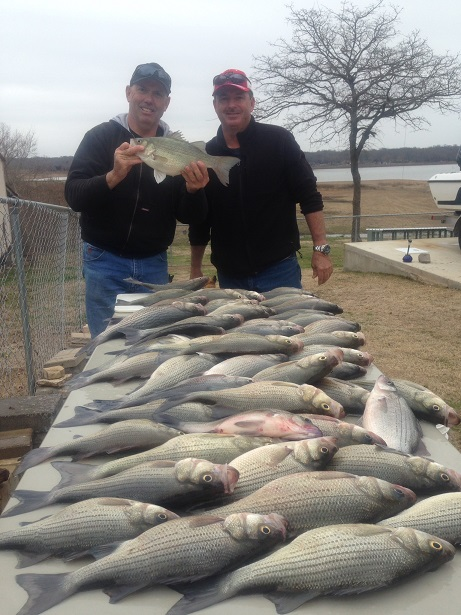 Boyle Keepers with BigCrappie Guides CCL Tx