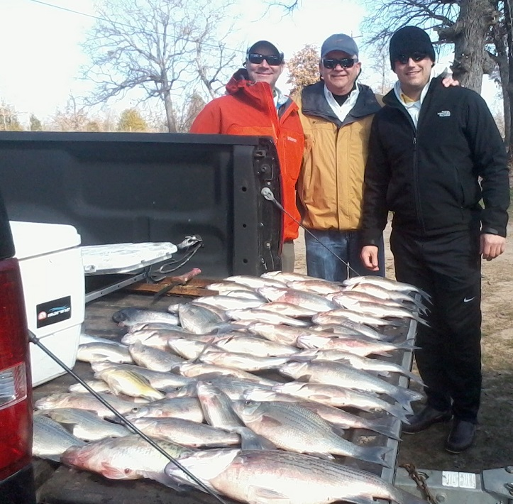 Jones Keepers with BigCrappie Guides CCL Tx
