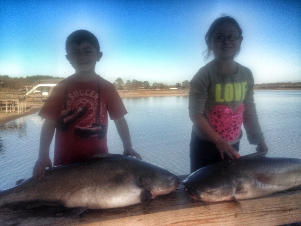 Levario Kids Big Blues with BigCrappie Guides CCL