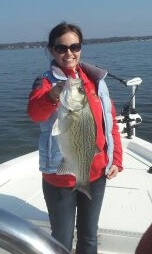 03-09-14 Hybrid Keeper with BigCrappie.com on Ced