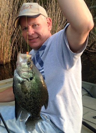 Todds Crappie